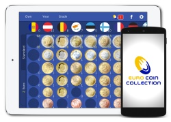 Euro Coin Collection for Android, iOS and OSX