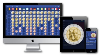 Euro Coin Collection for Mac, iPad and iPhone