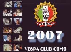 Calendario Vespa 2007