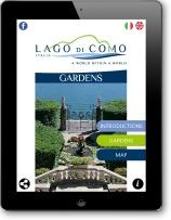 iPad2 GardensLakeComo