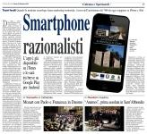 Corriere di Como - Smartphone Razionalisti